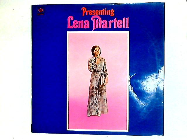 Presenting Lena Martell LP By Lena Martell