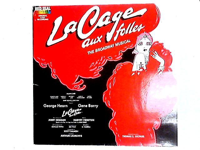 La Cage Aux Folles (The Broadway Musical) LP Gat By Jerry Herman