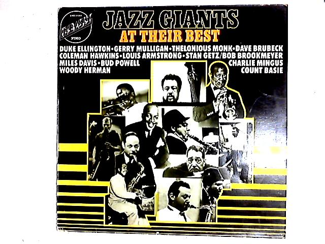 Jazz Giants At Their Best Comp by Various