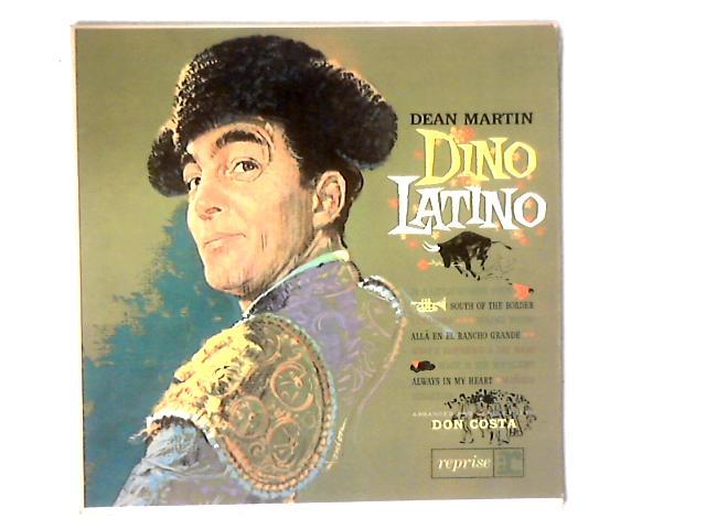 Dino Latino LP by Dean Martin