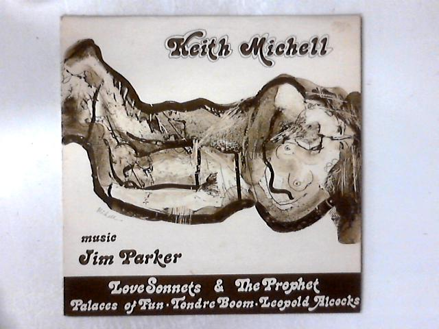 Love Sonnets & The Prophet LP By Keith Michell