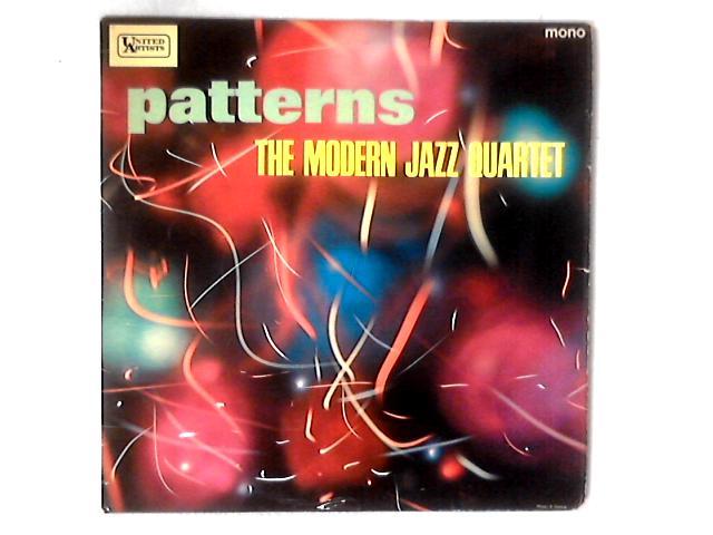 Patterns LP By The Modern Jazz Quartet
