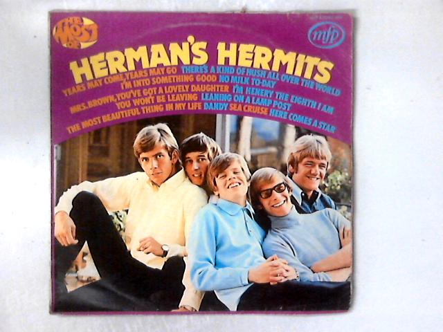 The Most Of Herman's Hermits LP COMP By Herman's Hermits