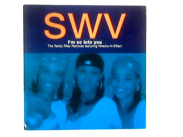 I'm So Into You 12in By SWV
