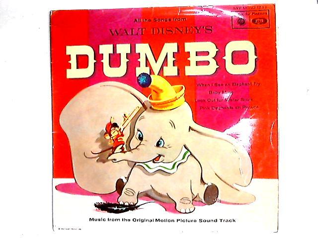 Walt Disney's Dumbo Comp By Ned Washington