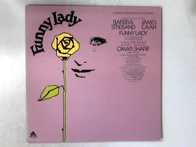 Funny Lady (Original Soundtrack Recording) LP By Barbra Streisand