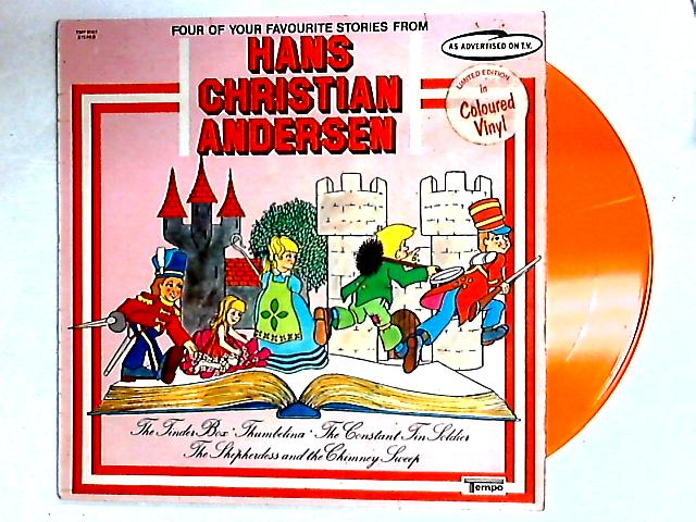 Hans Christian Andersen LP Orange by Hans Christian Andersen