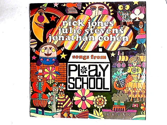Songs From Playschool LP By Rick Jones