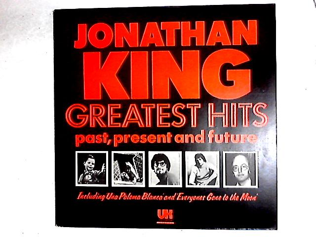 Greatest Hits - Past, Present And Future Comp By Jonathan King