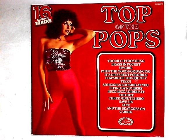 Top Of The Pops Vol. 78 LP By The Top Of The Poppers