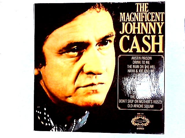 The Magnificent Johnny Cash Comp By Johnny Cash