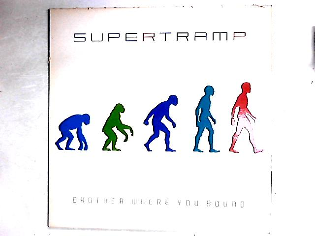 Brother Where You Bound Lp By Supertramp Vinyl Used