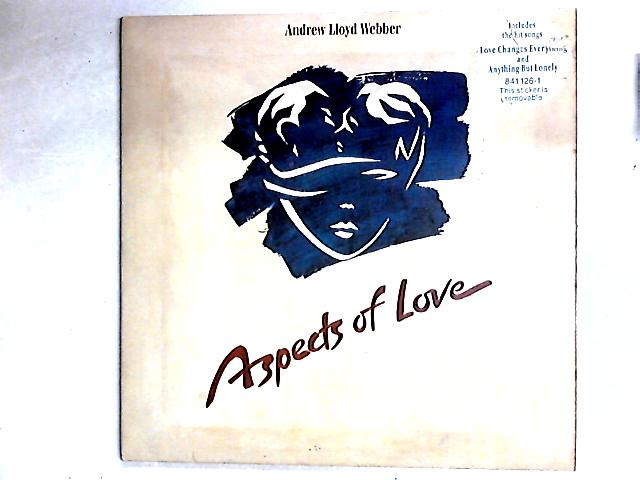 Aspects Of Love 2LP Gat + Booklet By Andrew Lloyd Webber