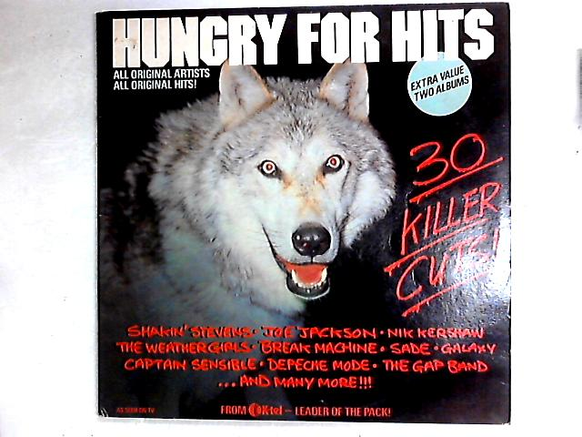 Hungry For Hits 2LP Comp By Various