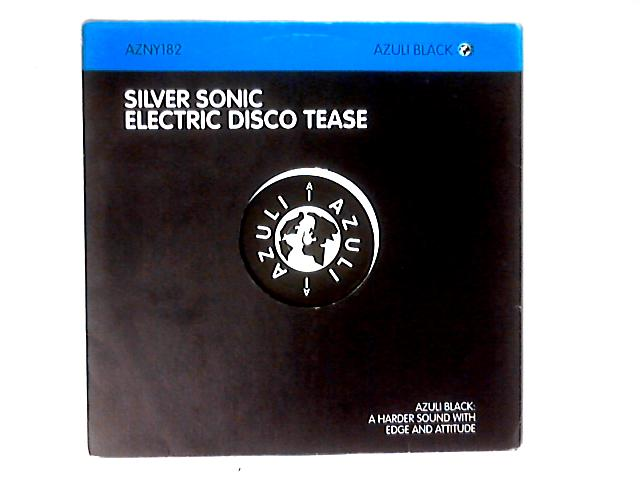 Electric Disco Tease 12in By Silver Sonic