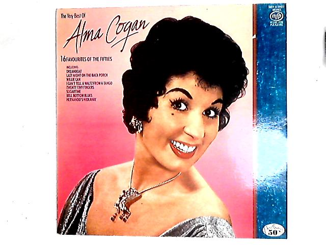 The Very Best Of Alma Cogan Comp By Alma Cogan