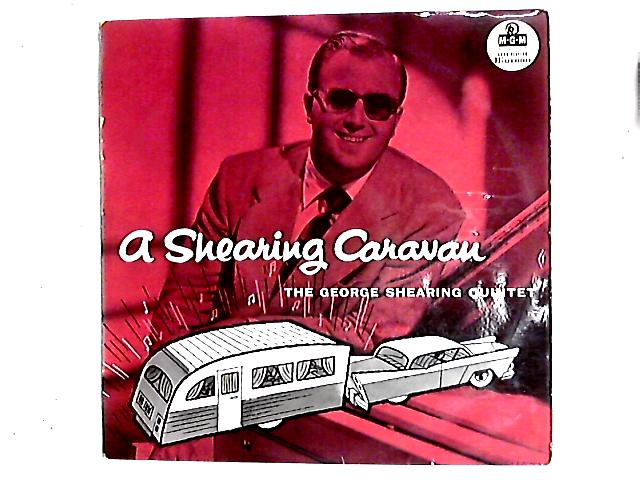 A Shearing Caravan LP By The George Shearing Quintet
