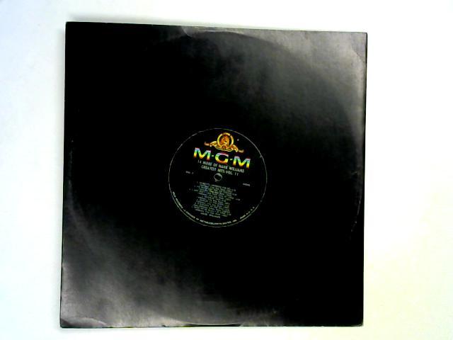 14 More Of Hank Williams' Greatest Hits Vol. II LP no slv By Hank Williams