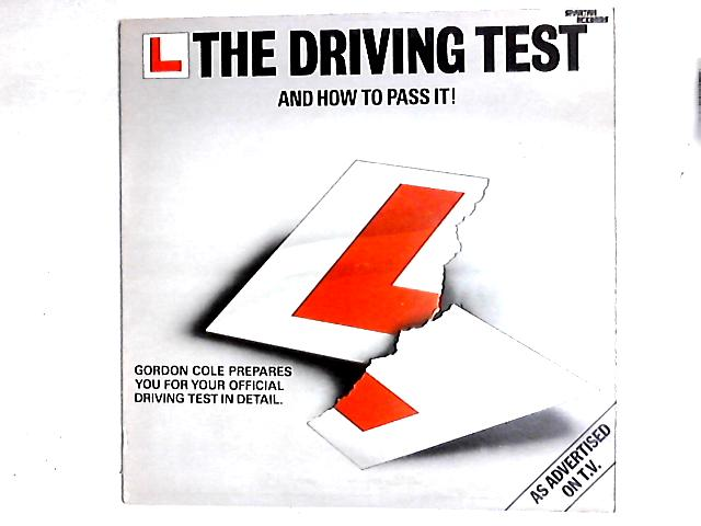 The Driving Test And How To Pass It! LP By Fraser Kerr