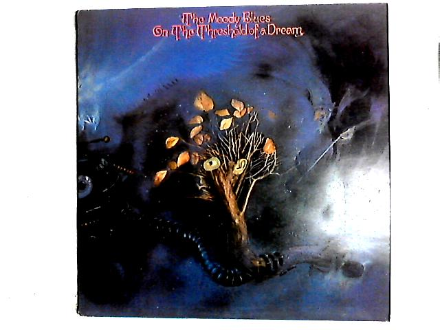 On The Threshold Of A Dream LP Gat + booklet By The Moody Blues