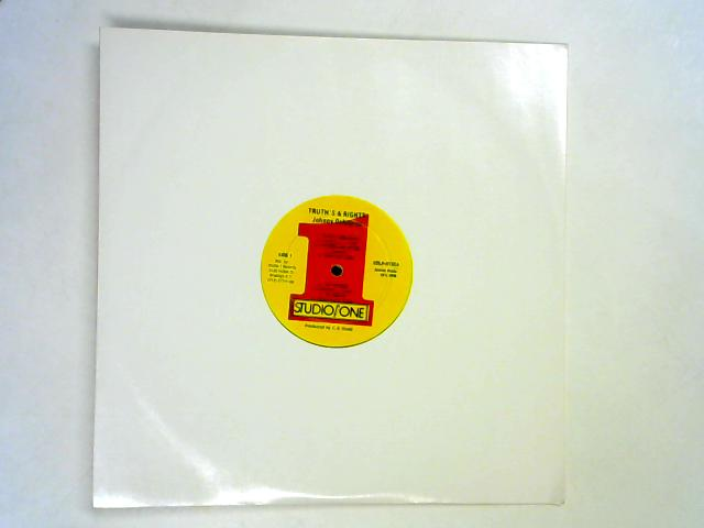 Truths And Rights LP no slv 1st By Johnny Osbourne