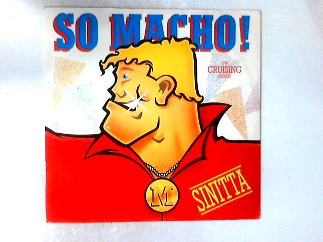 So Macho! 12in By Sinitta