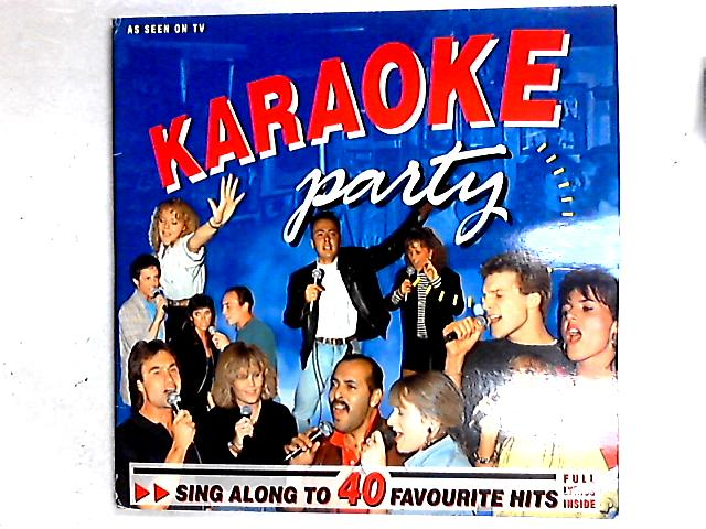 Karaoke Party 2LP Comp + booklet By Various