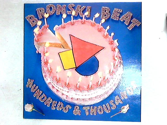 Hundreds & Thousands 12in By Bronski Beat