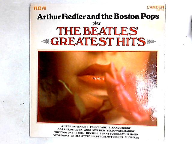 Play The Beatles' Greatest Hits Comp By Arthur Fiedler