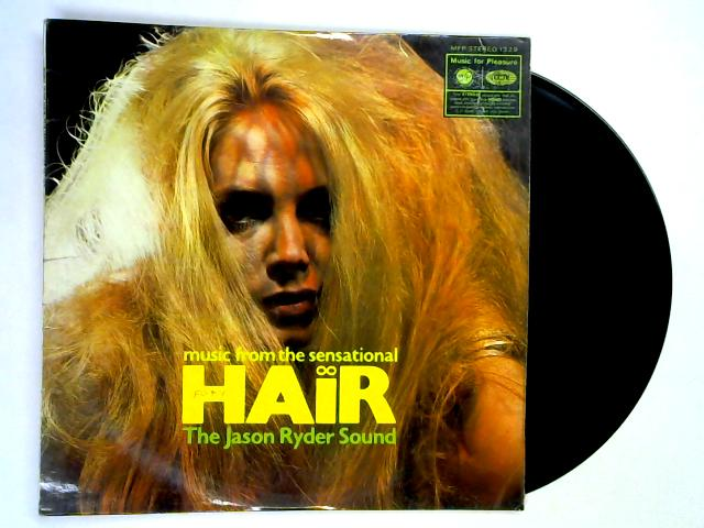 Music From The Sensational Hair LP By The Jason Ryder Sound