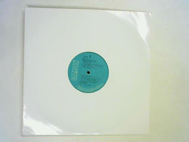 Double Dynamite! Vol. 1 LP nos lv By Elvis Presley