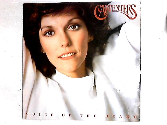 Voice Of The Heart LP By Carpenters