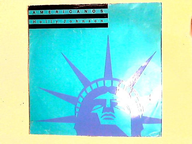 Americanos 12in By Holly Johnson