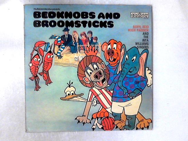 Bedknobs And Broomsticks LP By Beryl Reid