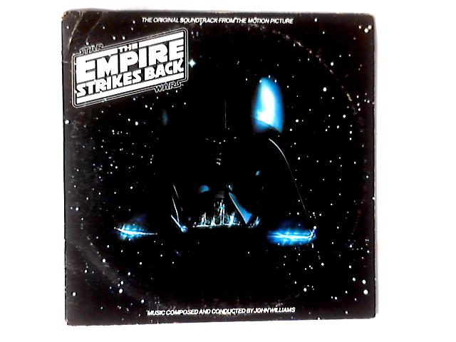 Star Wars / The Empire Strikes Back 2xLP by John Williams (4)