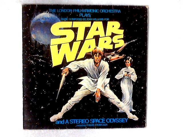 Star Wars / Stereo Space Odyssey LP By The London Philharmonic Orchestra