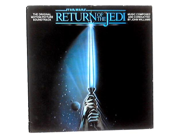 Star Wars: Return Of The Jedi (The Original Motion Picture Soundtrack) LP by John Williams (4)