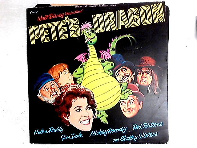 Pete's Dragon LP by Various
