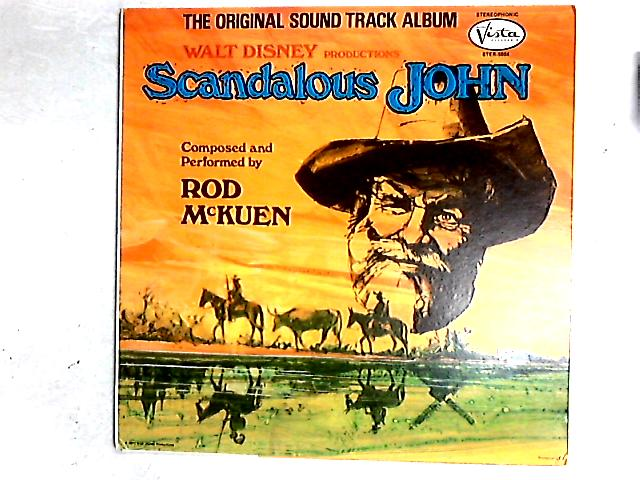 Scandalous John (The Original Soundtrack Album) LP Gat By Rod McKuen