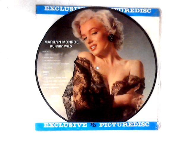 Runnin' Wild 12in PICTURE DISC By Marilyn Monroe
