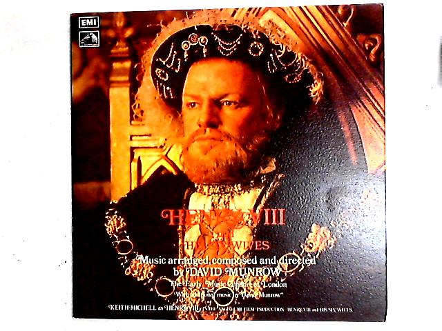 Keith Michell In Henry VIII And His Six Wives LP Gat by David Munrow