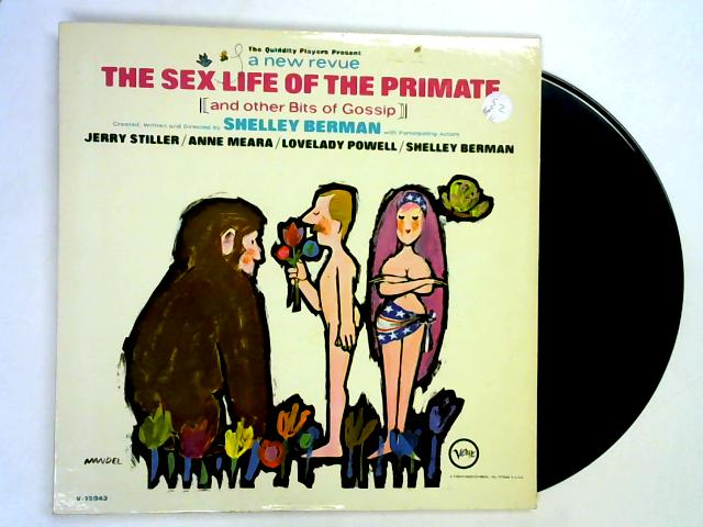 The Sex Life Of The Primate (And Other Bits Of Gossip) LP By Shelley Berman