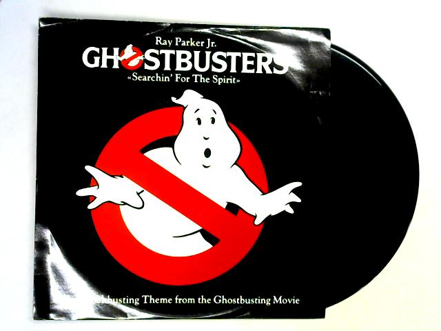 Ghostbusters (Searchin' For The Spirit) 12in 1st By Ray Parker Jr.