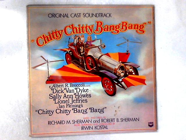 Chitty Chitty Bang Bang LP by Richard M. Sherman