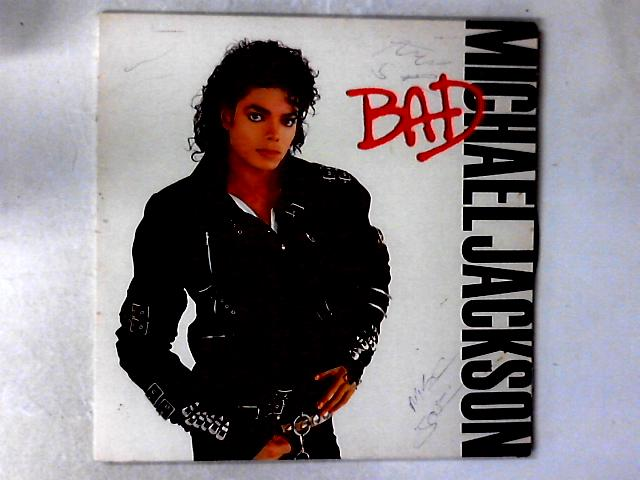 Bad LP by Michael Jackson