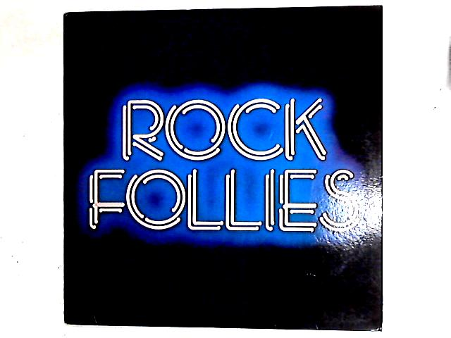 Rock Follies LP By Charlotte Cornwell