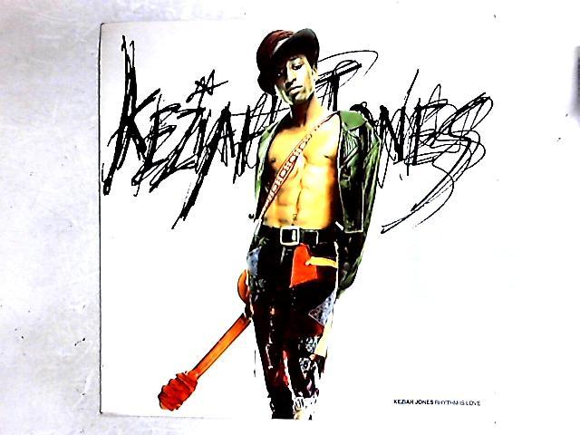 Rhythm Is Love 12in By Keziah Jones