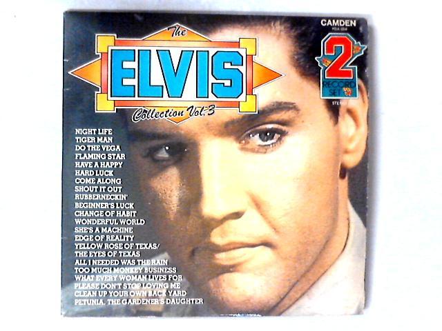 The Elvis Presley Collection Vol 3 2xLP COMP By Elvis Presley