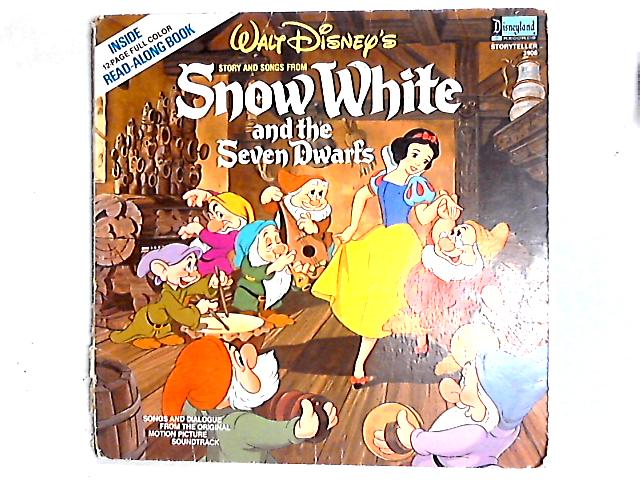 Snow White And The Seven Dwarfs LP Gat by Various