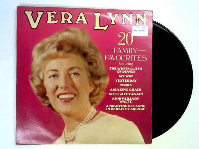 20 Family Favourites LP by Vera Lynn